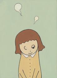 漠然とした感情A